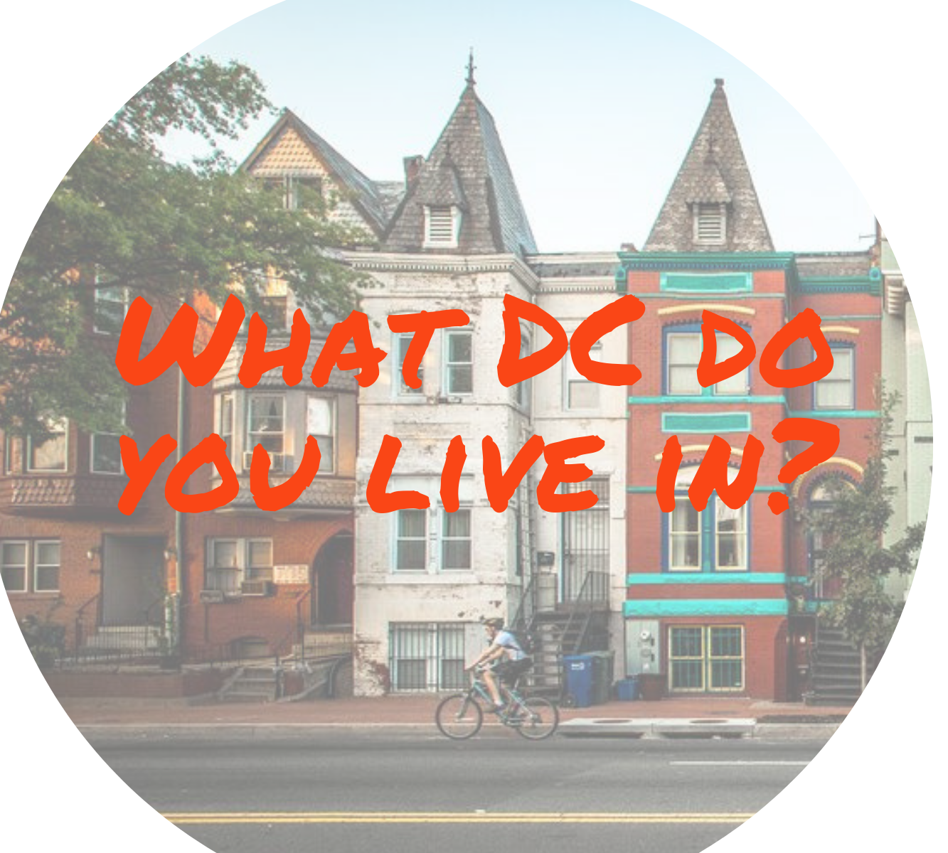 What DC Do You Live In? A Workshop about Gentrification, Displacement, and Race